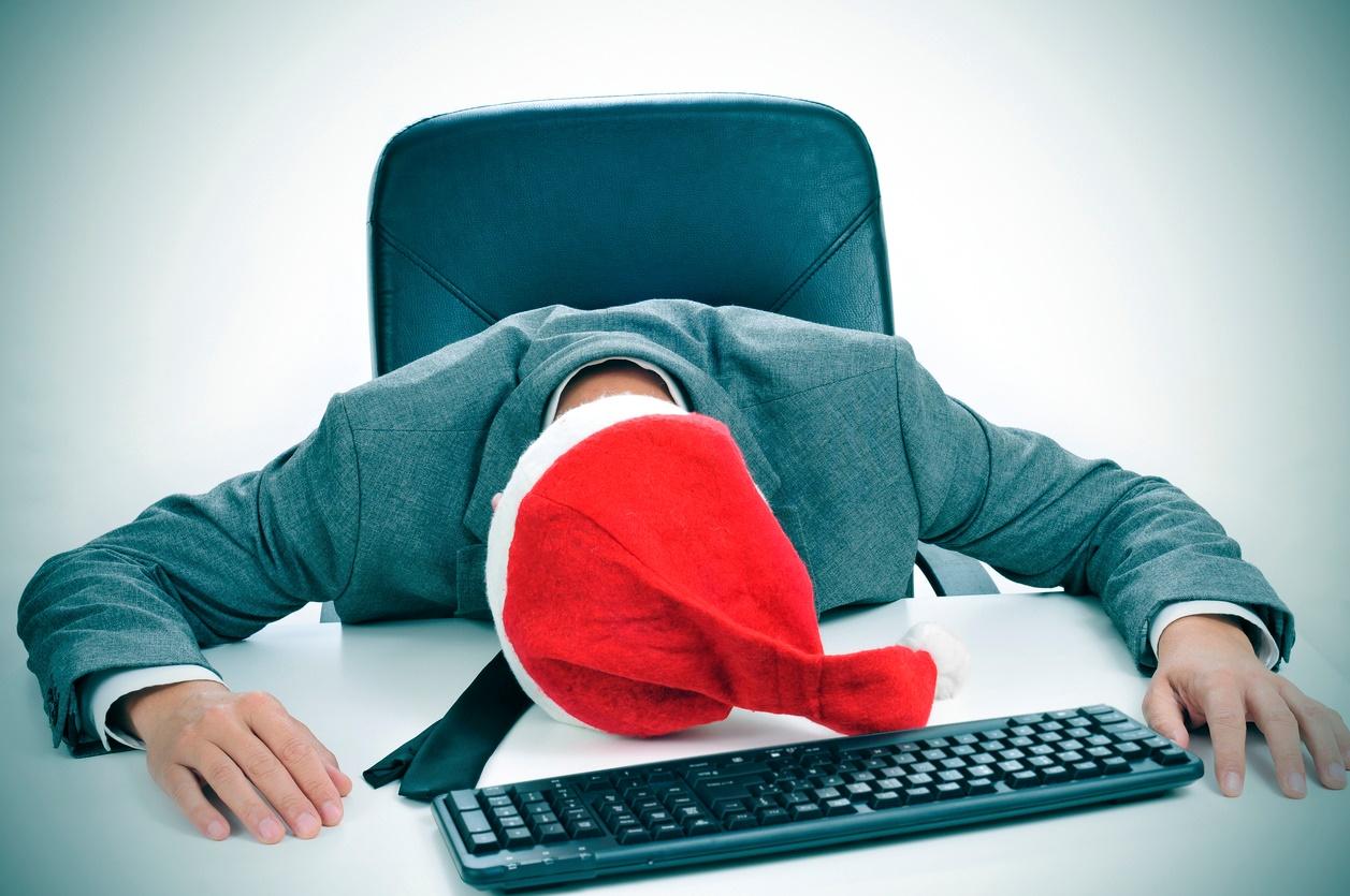 Ingen orderökning: Vad händer med julhandeln?