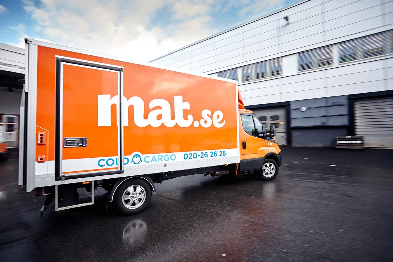 Axfood tar upp nätmats-kampen - budar på Mat.se