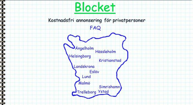 mötesplatsen på blocket Östersund
