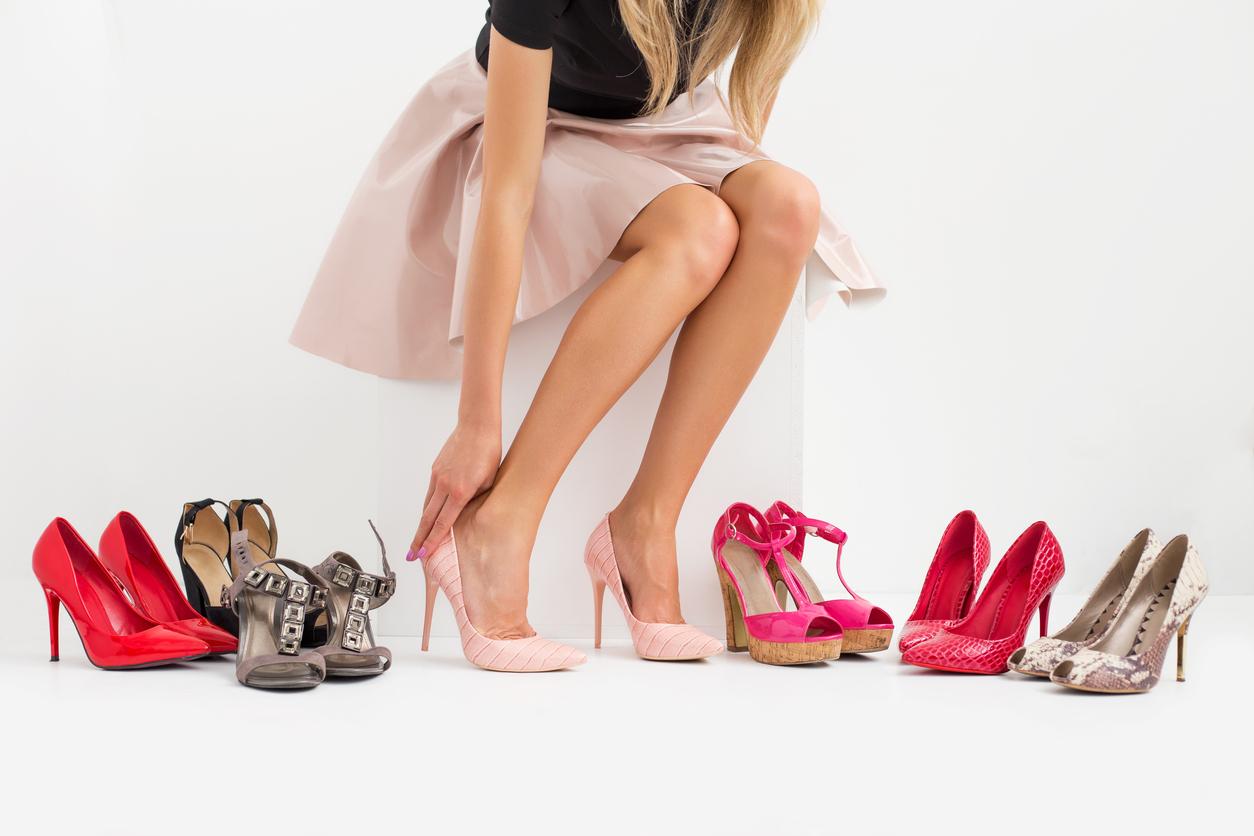 Decemberlarmet: Svag julhandel för skor och mode