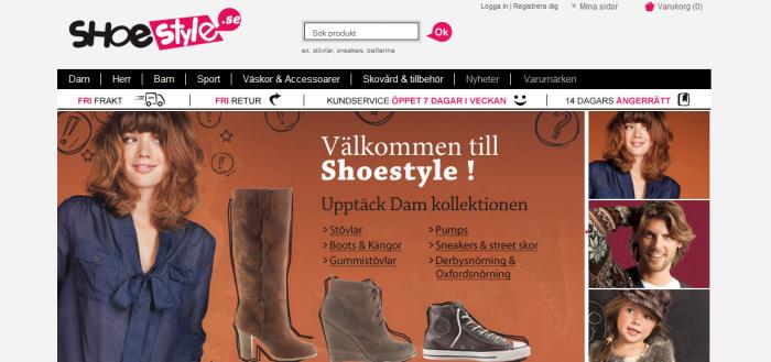 Shoestyle.se ska ta upp kampen med Brandos
