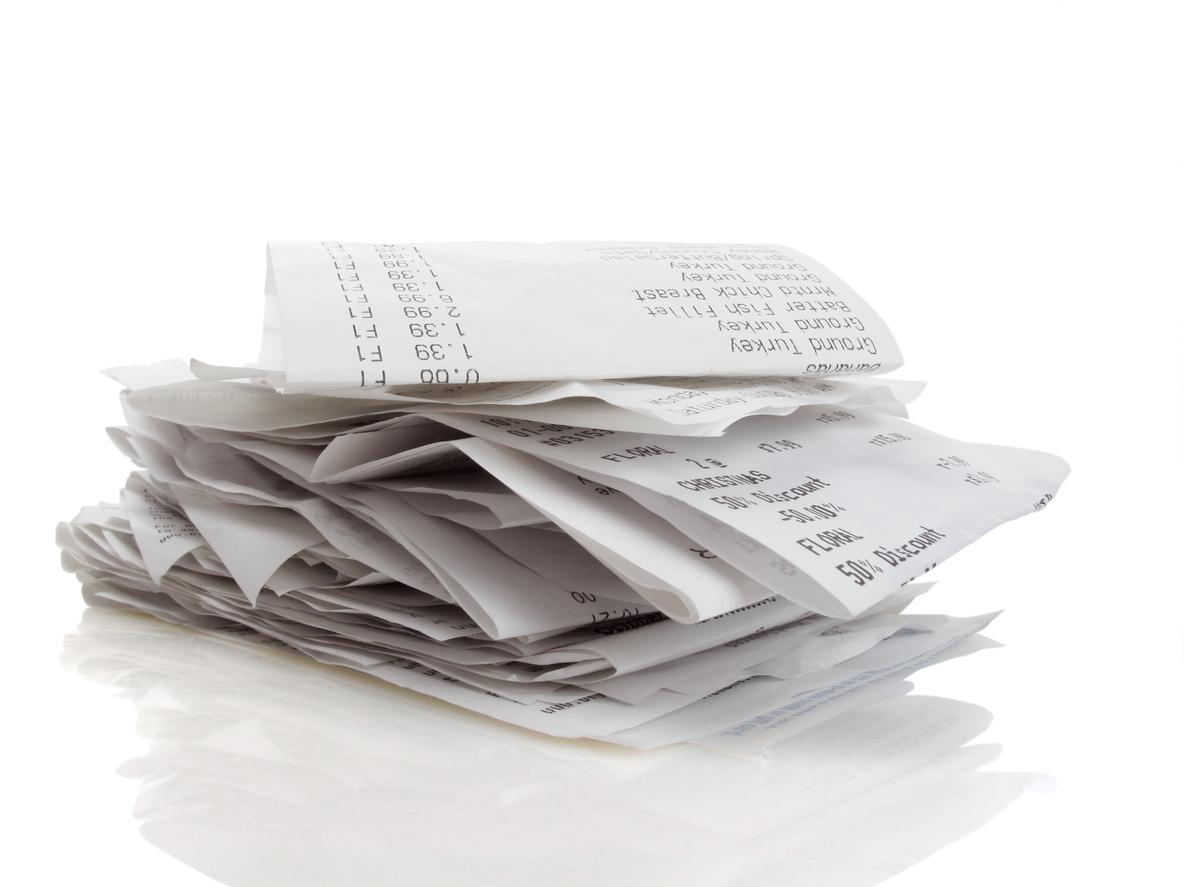 Majoriteten av svenskarna vill ha digitala kvitton