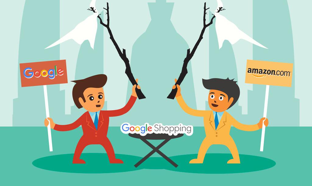 Amazon ger upp - hoppar på Googles produktannonser
