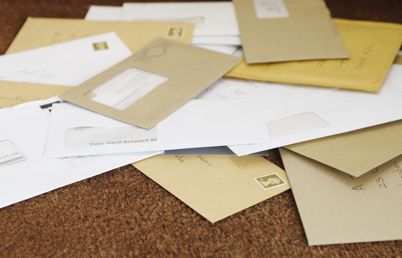 """Post tappades bort - """"rör sig om kommunikationsmiss"""""""