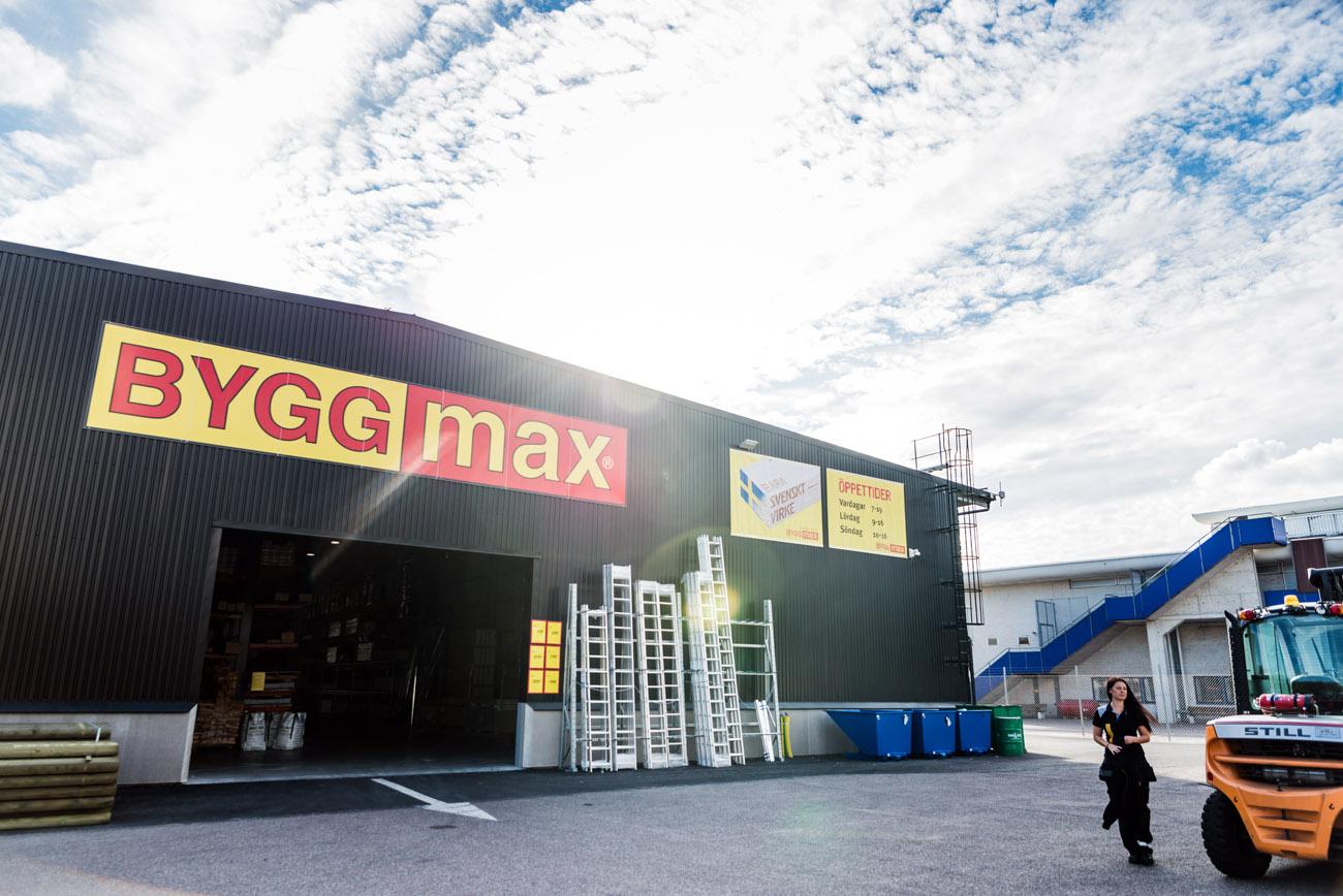 E-handeln växer - nu toppar Byggmax 5 miljarder