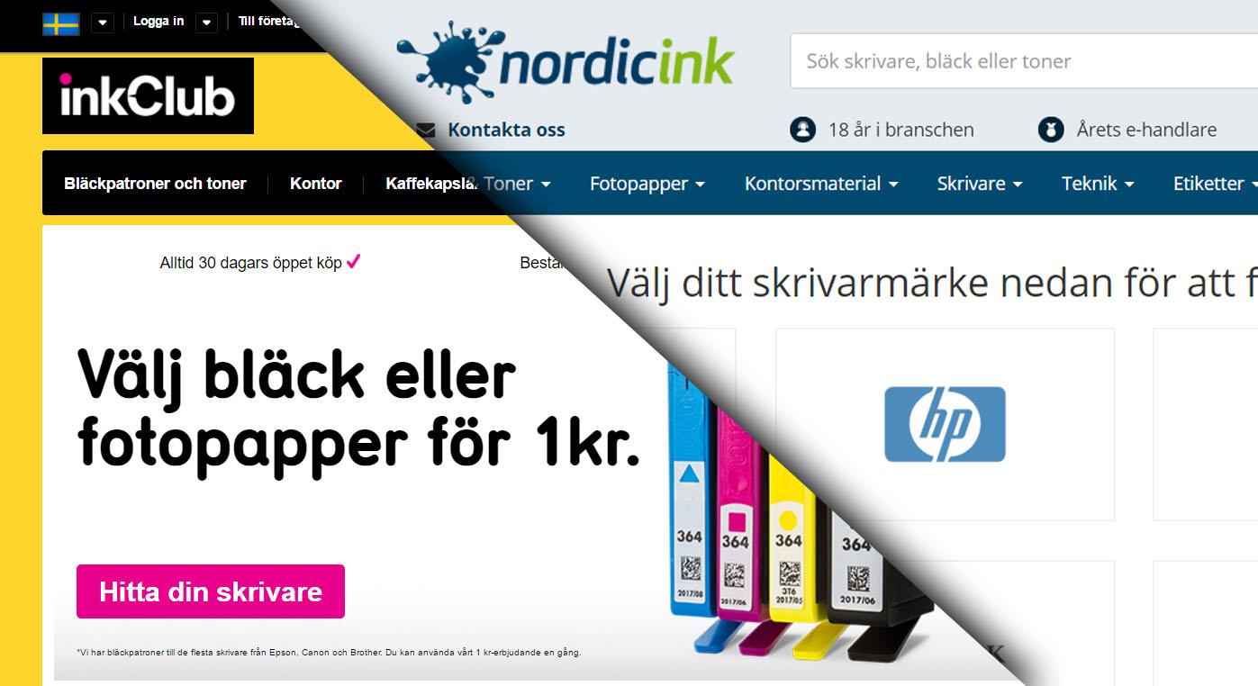 InkClub tar över Nordicink - styrelsen utbytt