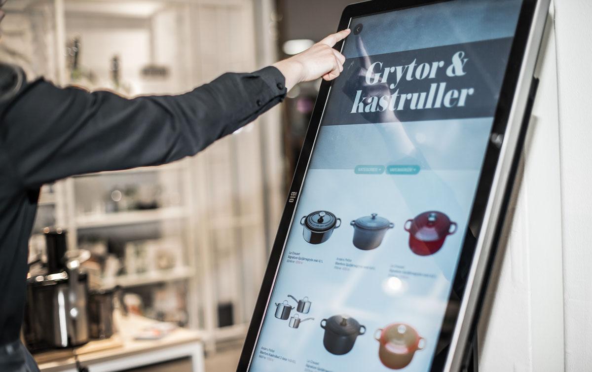 Omnikanallösningen som skördar fler butikskunder