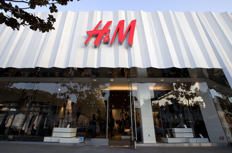 """Uppåt för H&M:s e-handel - """"har klar omnikanalsstrategi"""""""