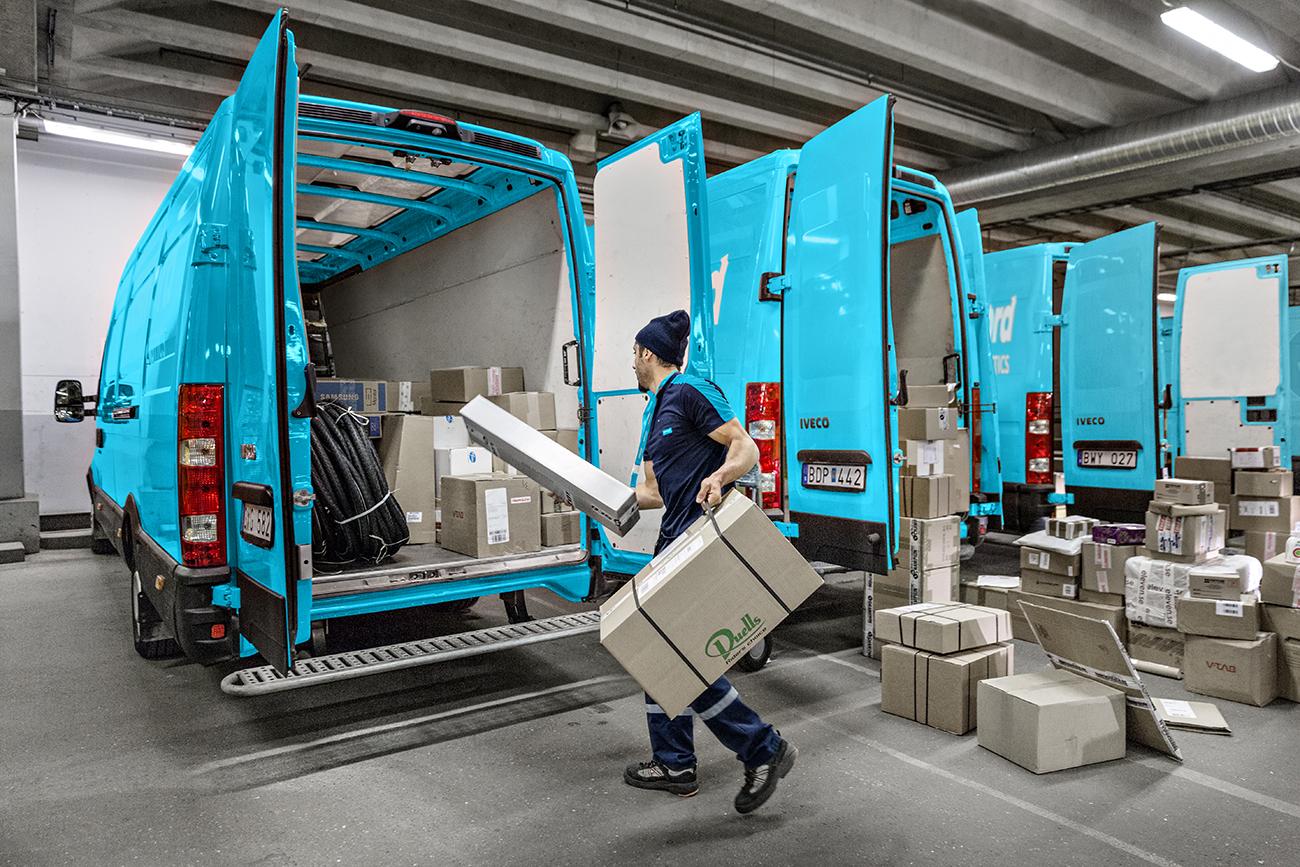 Efter förlusten: Tusentals anställda får gå från PostNord