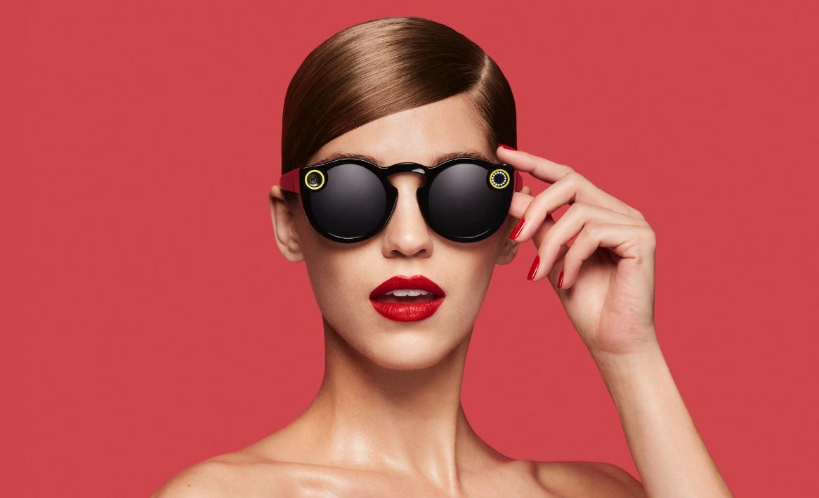Bolaget bakom Snapchat börjar med e-handel - säljer glasögon