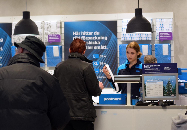 Postförskott - tjänsten som spelade ut sin roll