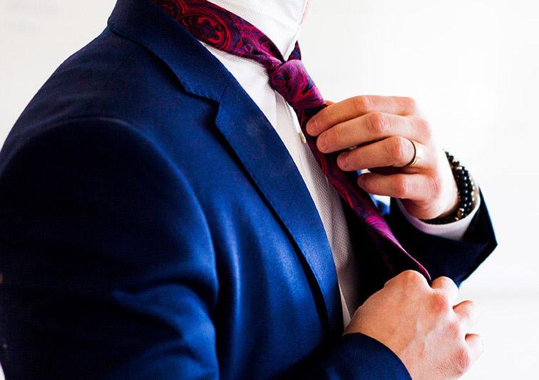 Gents i modeexpansion - börjar sälja slipsar och näsdukar