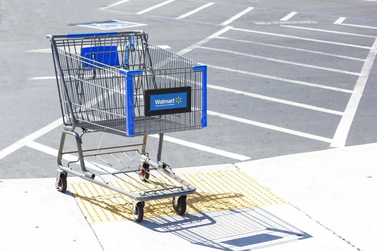 E-handelsjätte vill ha drönare i butikerna