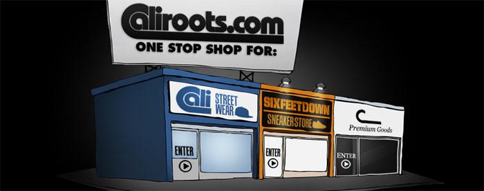 Caliroots om att öppna nya butiker på nätet