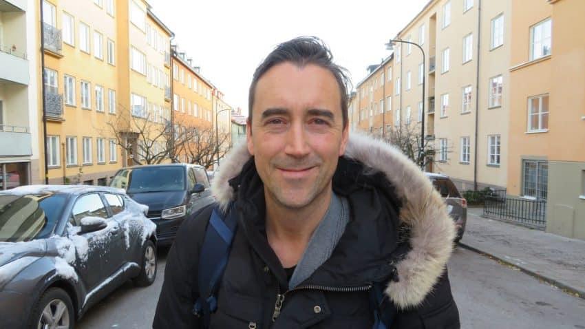 Martin Fransson, vd Wayke