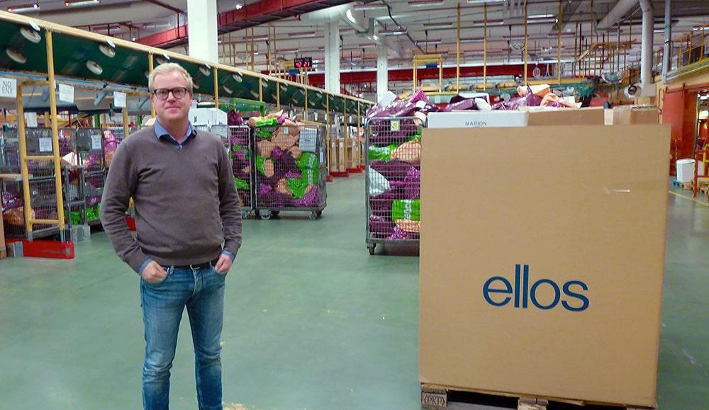 """Ellos inviger nytt megalager – """"det är en stolthet"""""""
