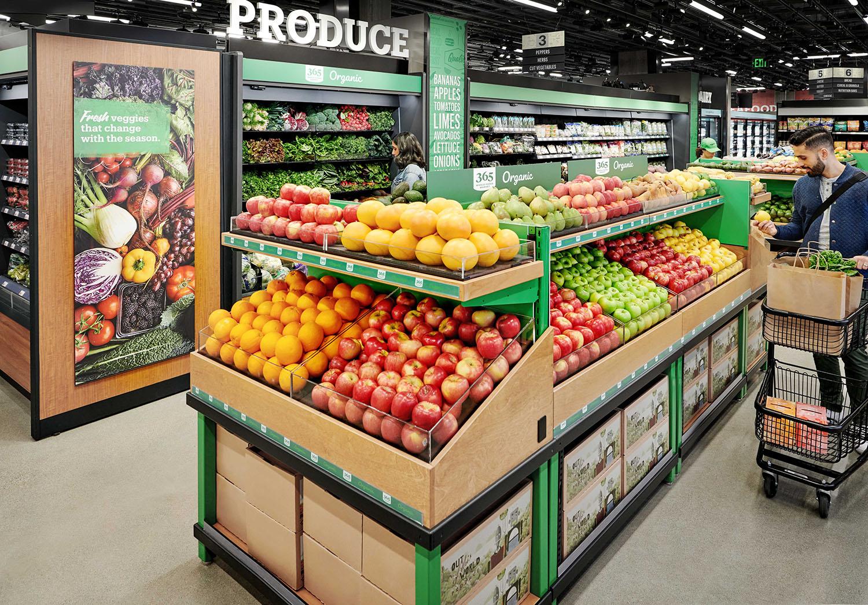 Idag: E-handelsjätten öppnar stor kassalös butik