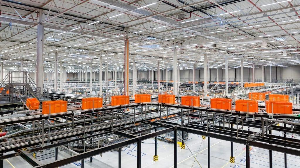 Zalando öppnar nytt lager på 130 000 kvadrat – 2500 får jobb