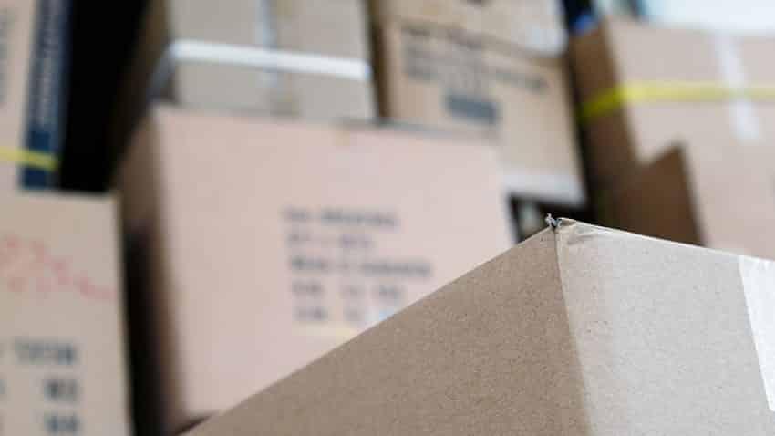 Rekordmånga paket hos Postnord