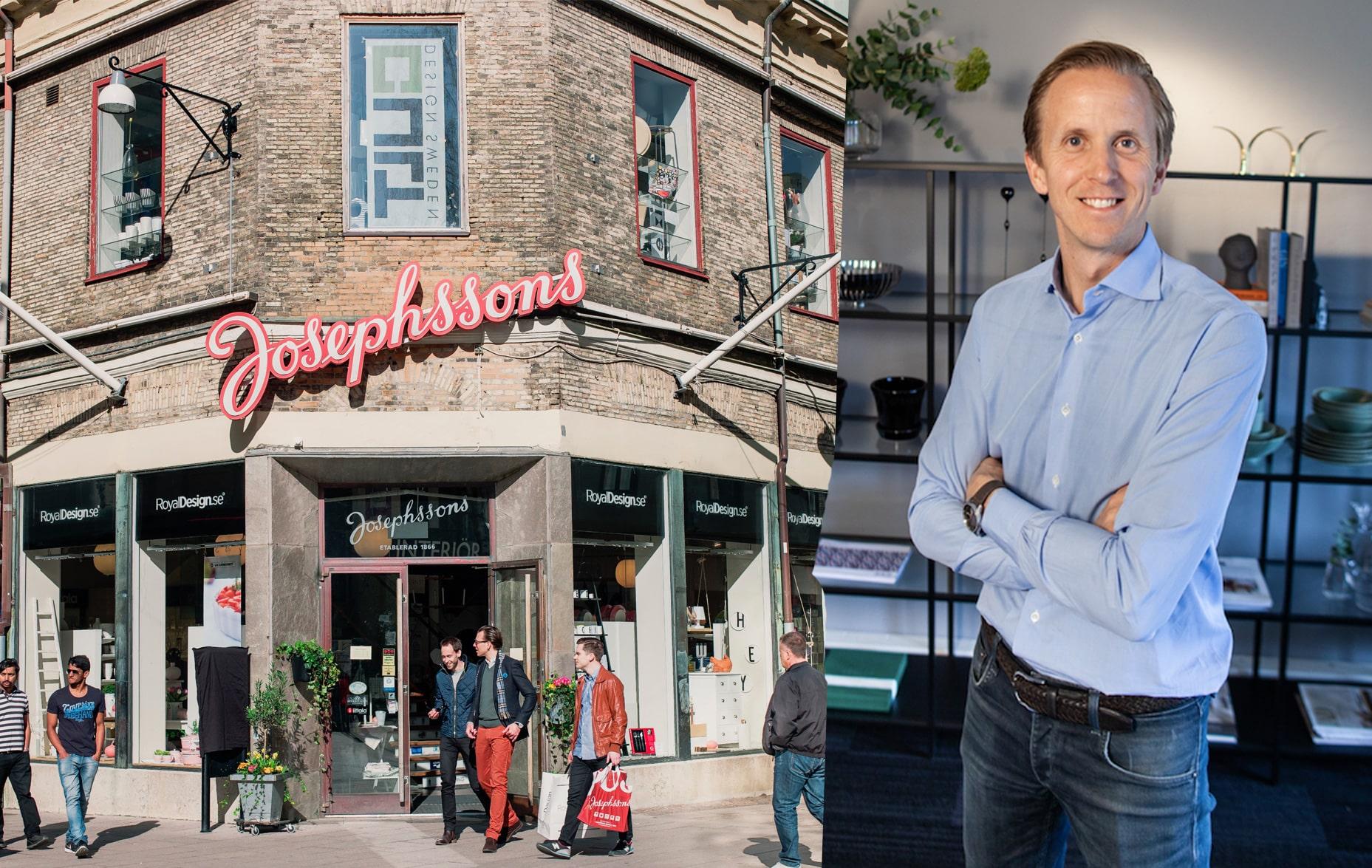 Jätten tar över anrika butiken – går all-in på omni