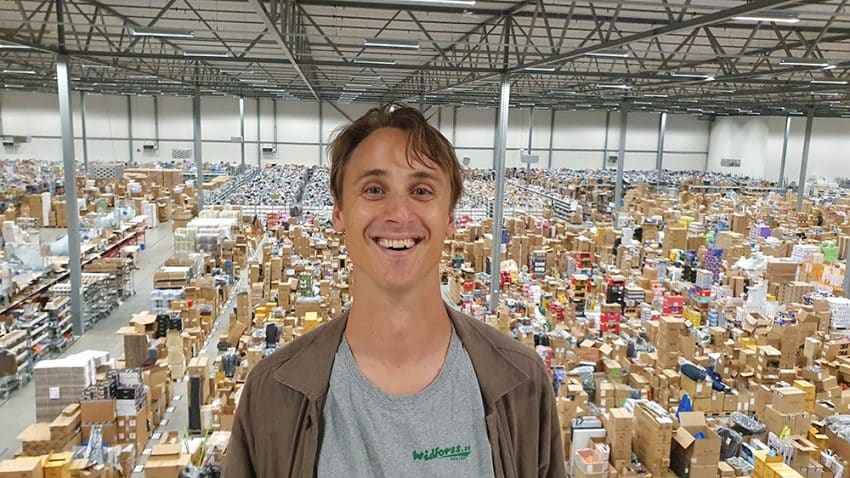 Filip Karlander, vd Widforss