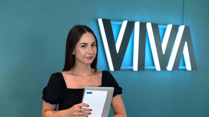 Social Media Manager Haidi Dasouki Viva Media