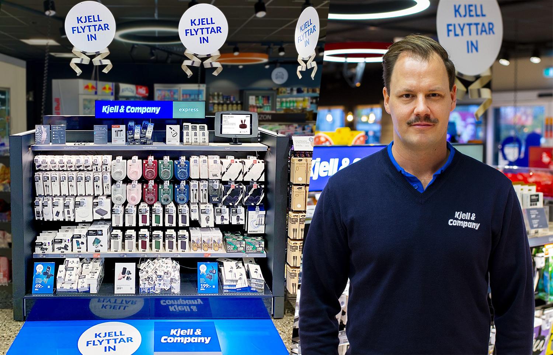 """Kjell & Company får 292 nya butiker: """"En magisk matchning"""""""
