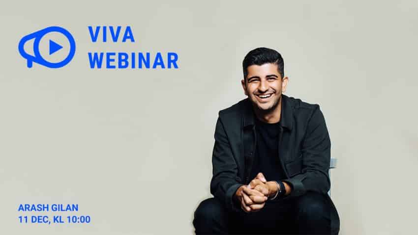 Arash Gilan, vd Viva Media