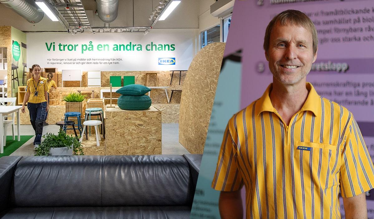 """IKEA fyrdubblar sin unika svenska butik: """"Vi skalar nu upp testet"""""""