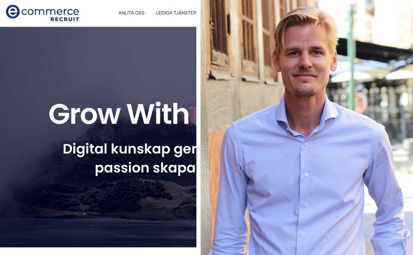 E-commerce Recruit Markus